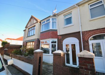 Thumbnail 4 bedroom terraced house for sale in Eastwood Road, Portsmouth