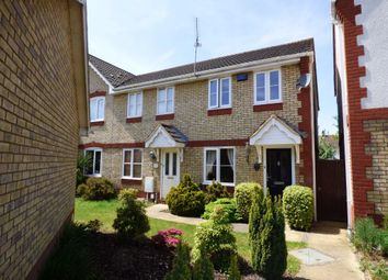Thumbnail 2 bed terraced house for sale in Whitby Close, Farnborough