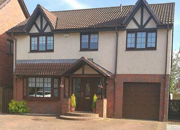 Thumbnail 4 bed detached house for sale in Glen Farrar Way, Kilmarnock