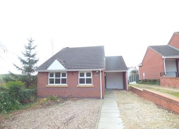 Thumbnail 2 bed bungalow for sale in Woodlands Close, Dordon, Tamworth, Warwickshire
