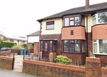Thumbnail 3 bed semi-detached house for sale in Chelford Grove, Stockport, Stockport