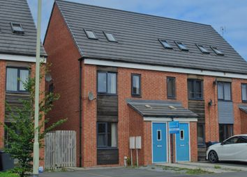 Thumbnail 3 bed town house to rent in St Aloysius View, South Tyneside, Tyne & Wear