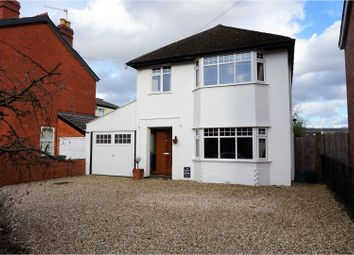 Thumbnail 4 bed detached house for sale in Cirencester Road, Charlton Kings, Cheltenham