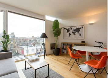 Thumbnail 1 bed flat to rent in Hacon Square, London Fields, London