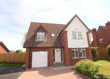 Thumbnail 4 bed detached house for sale in Mount Royal, Lisburn