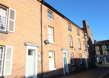 Thumbnail 3 bed terraced house for sale in New Street, Welshpool, Powys