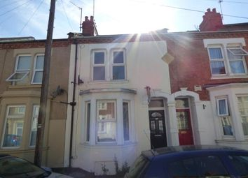 Thumbnail 3 bed terraced house for sale in Lutterworth Road, Abington, Northampton, Nothamptonshire