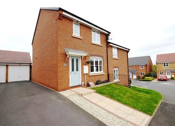 Thumbnail 3 bedroom semi-detached house for sale in Canary Grove, Wolstanton, Newcastle