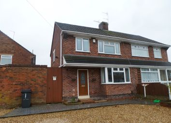 Thumbnail 3 bed semi-detached house for sale in Windermere Avenue, Ilkeston