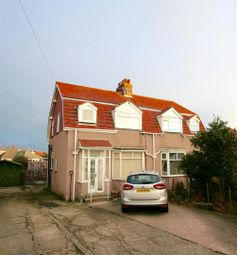 Thumbnail 2 bed semi-detached house for sale in Fairfield Road, Heysham, Morecambe
