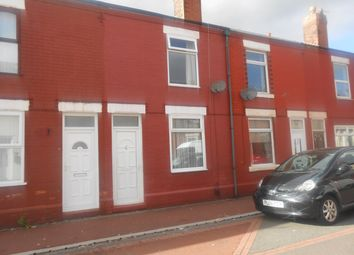 Thumbnail 2 bed terraced house to rent in Fox Street, Warrington