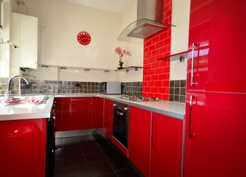 Thumbnail 5 bed terraced house to rent in Edmund Road, Sheffield