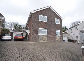5 bed detached house for sale in Combley Drive, Plymouth PL6