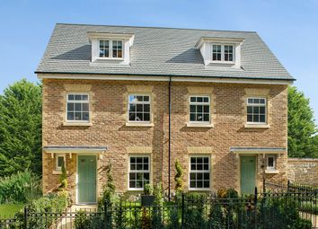 "4 bed semi-detached house for sale in ""Wilmington Semi"" at James Whatman Way, Maidstone ME14"