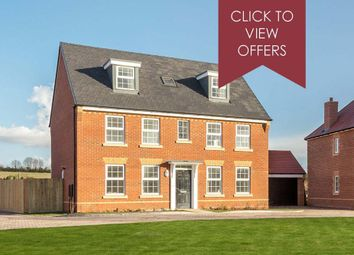 """Thumbnail 5 bed detached house for sale in """"Buckingham"""" at Woodcock Square, Mickleover, Derby"""