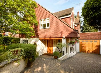 Thumbnail 3 bed detached house for sale in Ruxley Crescent, Claygate, Esher, Surrey