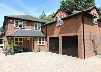 Thumbnail 4 bed detached house to rent in Heath Road, Wickham, Fareham