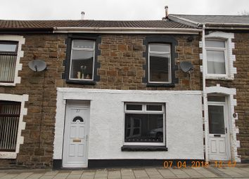 Thumbnail 2 bed terraced house to rent in Caerau Road, Caerau, Maesteg
