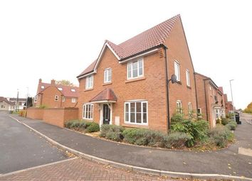 Thumbnail 3 bed detached house for sale in Jubilee Road, Peasedown St. John, Bath