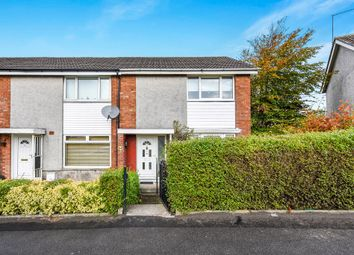 Thumbnail 2 bed end terrace house for sale in Glenshira Avenue, Paisley