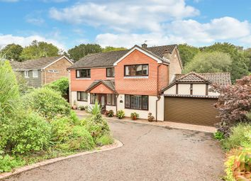 Thumbnail 4 bed detached house for sale in Heol Y Delyn, Lisvane, Cardiff
