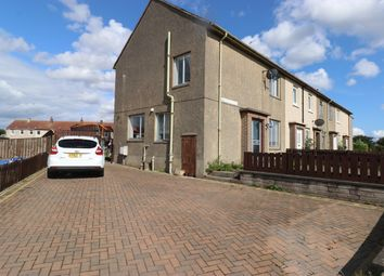 Thumbnail 3 bed end terrace house for sale in Langside Drive, Kennoway, Leven