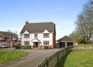 5 bed detached house for sale in Holman Close, Bramley, Tadley, Hampshire RG26
