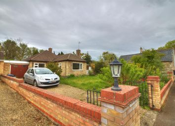Thumbnail 2 bed bungalow for sale in North Fen Road, Glinton, Peterborough