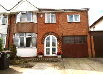 Thumbnail 5 bedroom semi-detached house for sale in Barrows Lane, Sheldon, Birmingham