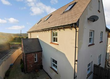 Thumbnail 5 bed detached house for sale in Penyffyddlwyn Lane, Llanelly Hill, Abergavenny