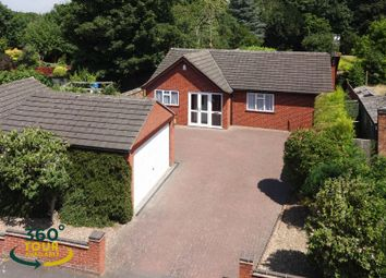Thumbnail 4 bed bungalow for sale in Sandy Rise, Wigston, Leicester