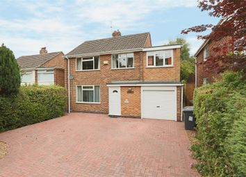 Thumbnail 4 bed detached house for sale in Somersby Road, Woodthorpe, Nottingham