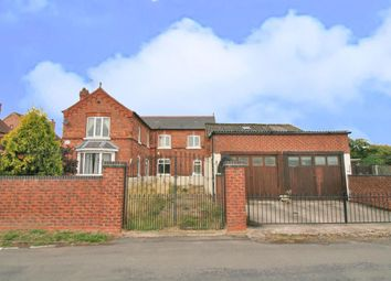 Thumbnail 4 bed detached house for sale in Bagsby Road, Owston Ferry, Doncaster
