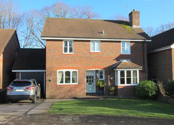 Thumbnail 4 bed detached house for sale in Lindley Gardens, Alresford