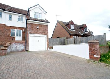Thumbnail 3 bed semi-detached house for sale in Edward Court, Waltham Abbey
