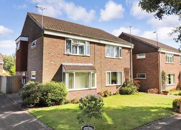 Thumbnail 3 bed semi-detached house for sale in Denewulf Close, Bishops Waltham, Southampton
