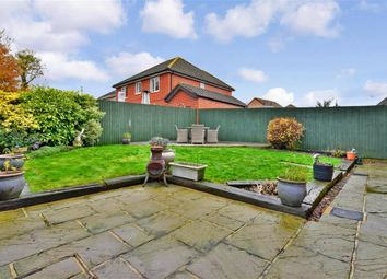 Thumbnail 4 bed detached house for sale in Remus Close, Knights Park, Ashford, Kent