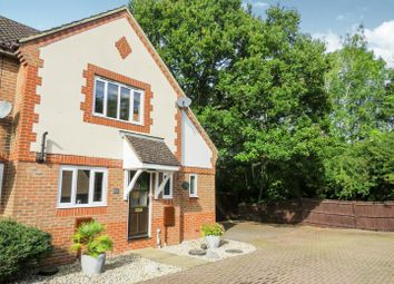 Thumbnail 3 bedroom end terrace house for sale in Wheatsheaf Close, Burgess Hill