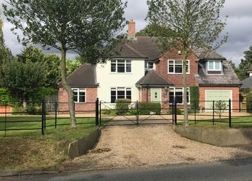 Thumbnail 4 bed detached house for sale in Gaston End, East Bergholt, Colchester