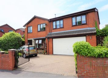 Thumbnail 5 bed detached house for sale in Rectory Road, Wigan