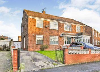 Thumbnail 2 bed semi-detached house for sale in Surtees Avenue, Bowburn, Durham, Durham