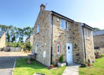 Thumbnail 3 bed semi-detached house for sale in Crawley Dene, Powburn, Northumberland