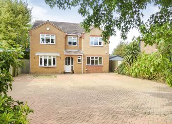 5 bed detached house for sale in Smeeth Road, Marshland St. James, Wisbech PE14