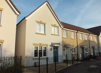 Thumbnail 3 bed terraced house to rent in Parsonage Road, Hilperton, Trowbridge