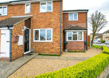 Thumbnail 4 bed end terrace house for sale in Gulliver Close, Kempston, Bedford