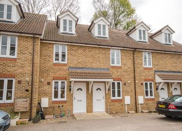 Thumbnail 3 bed terraced house to rent in Bridgeside Mews, Maidstone, Kent