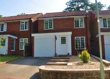 Thumbnail 3 bed detached house to rent in Eastfield Close, Andover