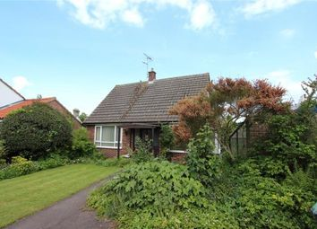 Thumbnail 3 bed detached bungalow for sale in Tanners Way, Saffron Walden, Essex