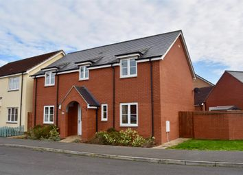 Thumbnail 4 bed detached house for sale in Tundra Walk, North Petherton, Bridgwater