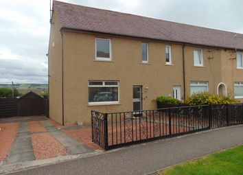 Thumbnail 3 bed end terrace house for sale in Waverley Crescent, Bonnyrigg